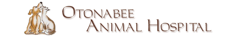 Logo for Otonabee Animal Hospital